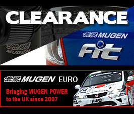 Clearance Sale & Mugen Fit Sale