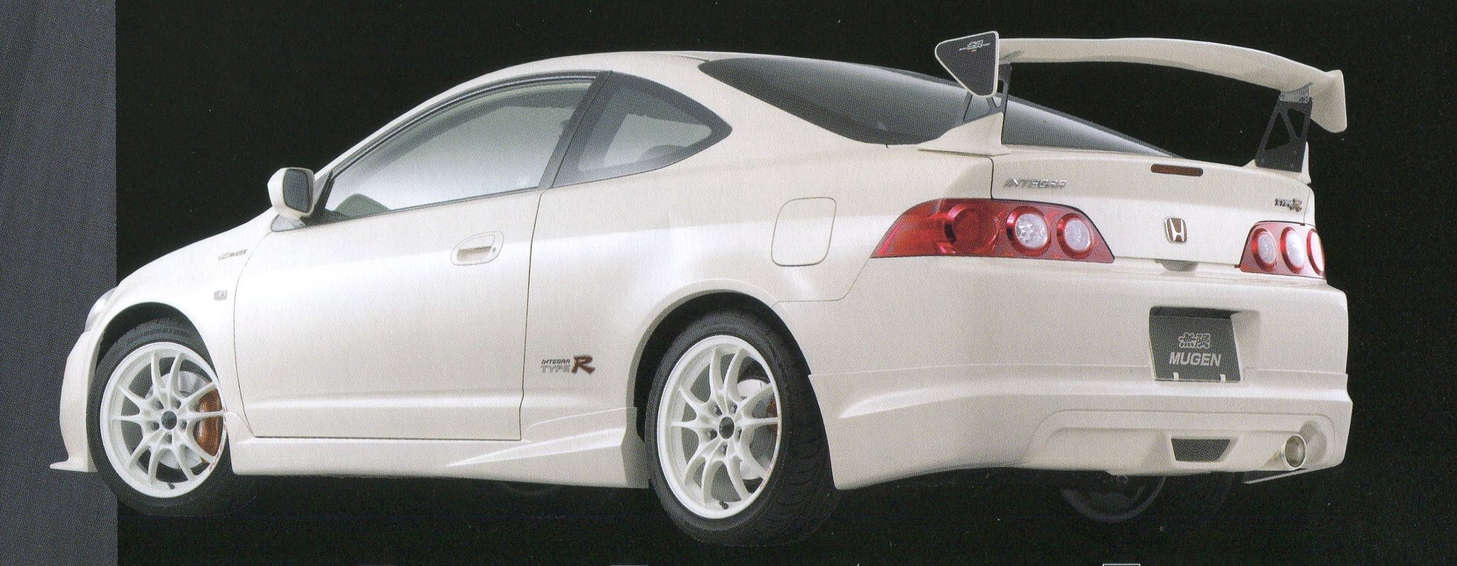 King Motorsports Official Blog Dc5 Rsx Mugen Aero S Body