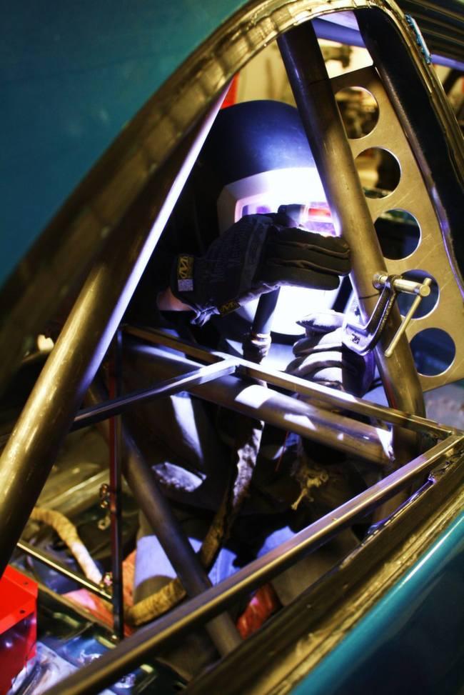 King Motorsports Official Blog   In the Shop: EK Civic Race