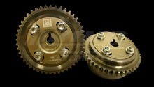 Cam Gears, Pulleys, Timing Chains/Belts and Tensioners