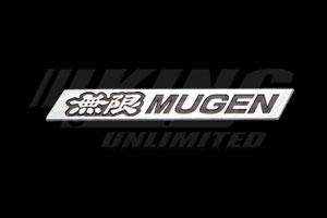 mugen metal emblem small  yz  king motorsports unlimited