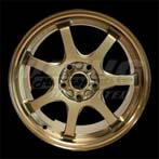 Mugen GP Forged Wheel Bronze Finish - 17x7.5, +52, 5x114.3, 15.8 lbs each