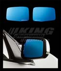 Mugen Hydrophilic Mirrors for CR-Z