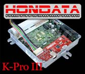 Hondata K-Pro III - K-Pro III Installed in a New Honda ECU