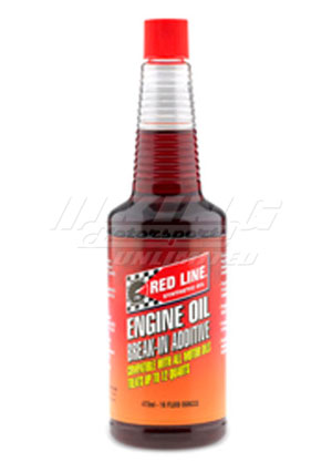 Red Line Engine Break-In Lube
