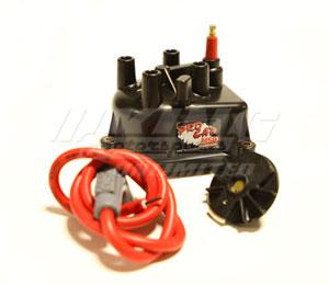 Msd Distributor Cap Amp Rotor Kit Msd 82923 King