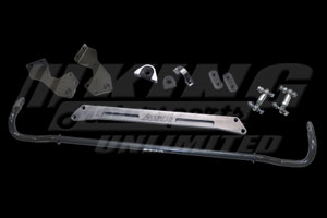 ASR Subframe Brace and 24mm Bar Kit - EG, DC2