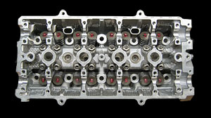 King Motorsports Valve Job - OEM Spec