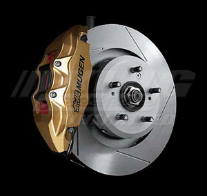 mugen advanced complete brake system for 8th gen civic si