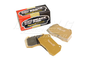 Mugen Competition Brake Pad - Front