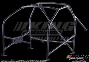 Mugen Roll Cage - 6 Point