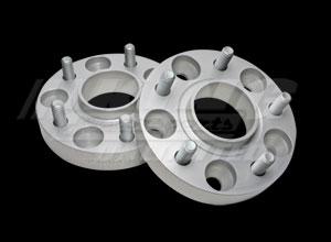 H Amp R Wheel Spacers 15mm 5x114 3 64 Center Hr 3065640