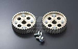 TODA Cam Gears - NSX C30A/C32B Cam Pulley Set (4 Pieces)