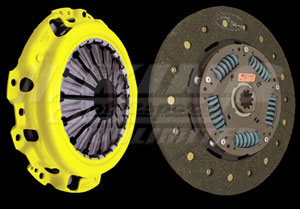 ACT Extreme Pressure Plate w/ Street Performance Disc Kit - MUST USE Type S Flywheel