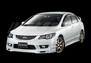 Mugen Ventilated Visor for Honda Civic