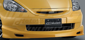 Mugen Fit Smart Sport WAY +Plus Aero Set - Front Under Spoiler