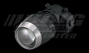 Mugen Fit Professional Aero Set - HID Foglight Attachment
