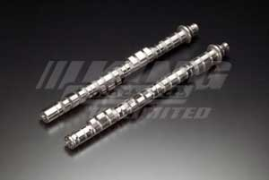 TODA Billet Camshafts for K20 Engines - Spec A3 Intake Cam