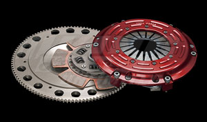 TODA High Power Single Clutch kit w/ Lightweight Flywheel - K Series
