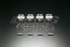 TODA Forged Piston Kit for F20C/AP1 - Ultra High Compression