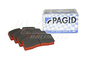 Pagid Grey RS 15 Brake Pads - Front