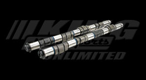 Brian Crower Stage 2 NA Camshafts for H22/H22A - 312/11.94mm, 310/11.91mm