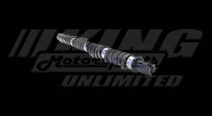 Crower Stage 2 Turbo/SC D16Z6 VTEC Camshafts