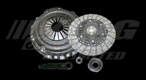 Comp Clutch Stage 2 2100 Kevlar Series Clutch Kit