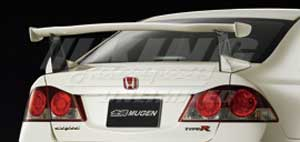 Mugen Civic Type R: JDM - Rear Wing