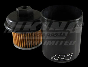 AEM High Volume Fuel Filter