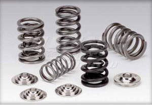 Supertech Valve Springs - H22A - SP 80@35.5, OP 239@12.5, MNL 14.8, CB 20.7, Rate 12.8