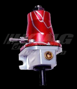 Aeromotive Fuel Pressure Regulator - Rail Mount