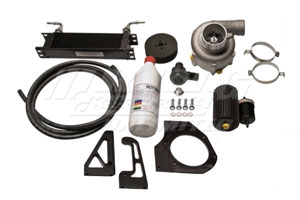 KraftWerks K Series Supercharger Kit - C38