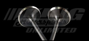 Blox High Compression Exhaust Valves for D Series - VTEC