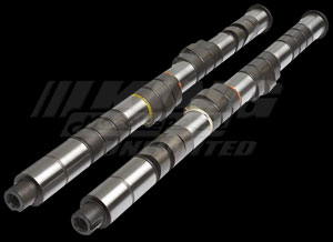 Kelford B Series VTEC Camshafts - Race/Rally Up to 2 Liters - 294/11.80mm, 286/11.30mm