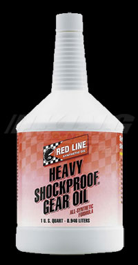 Red Line Heavy Weight ShockProof