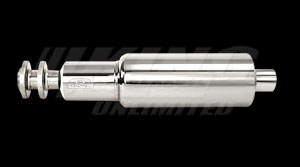 Blox Straight-Through Universal Muffler