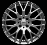 Mugen XJ Wheel - Spark Silver Accord 03-07  Price Per Wheel  Mugen XJ Wheel - Spark Silver - 17x7+53 5x114.3