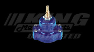 B&M CommandFlo External Fuel Pressure Regulator