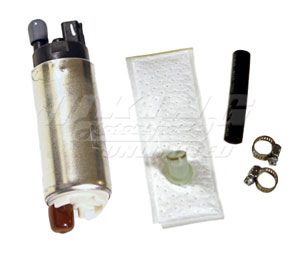 Walbro High Flow Fuel Pump w/Install Kit