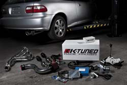 K-Tuned K-SWAP PACKAGE LEVEL ONE