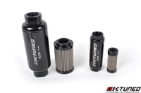 K-Tuned High Flow Fuel Filters