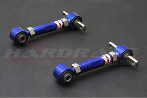 Hardrace Rear Camber Arms - Harden Rubber
