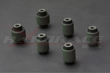 Hardrace Rear LCA Bushings Rubber (6 PCS/SET)