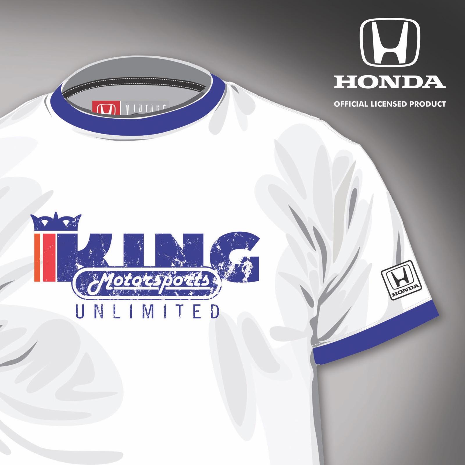 King Motorsports Vintage Tee KMS- 01
