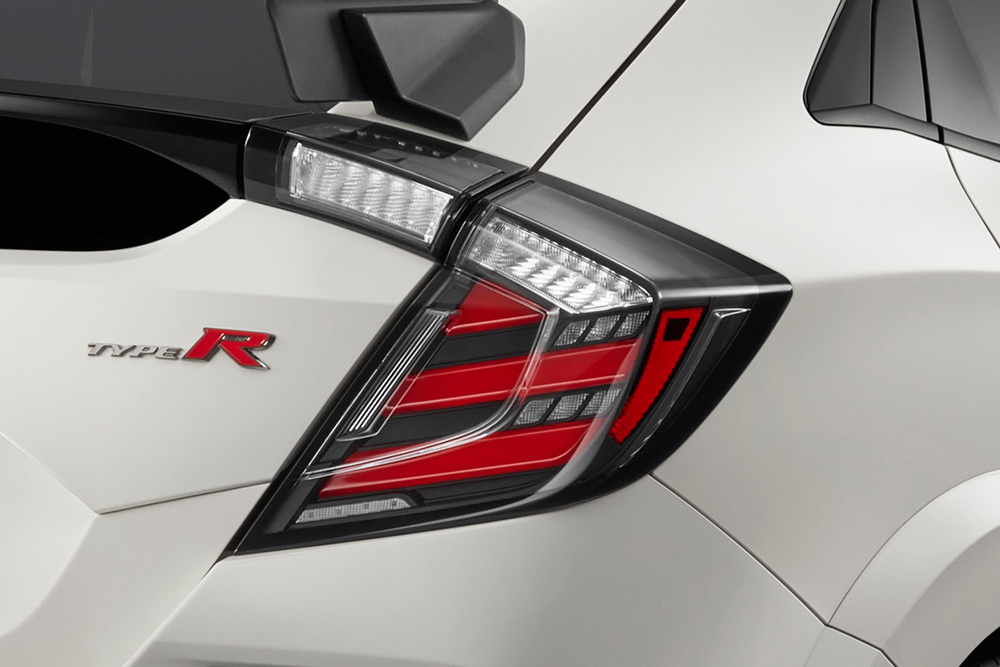 Mugen LED Taillight Set