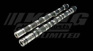 Brian Crower Stage 2 Boost or NA Street Camshafts for K20A3/K24 - 284/10.41mm 284/10.41mm
