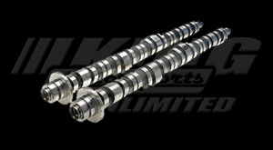 Brian Crower Stage 2 Forced Induction Camshafts for F20C/F22C - 280/12.7mm, 276/11.84mm