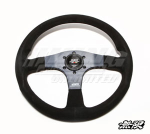 Mugen Racing III Steering Wheel