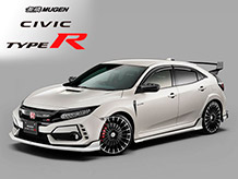2017+ 10th Gen Civic Type R